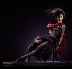 Dancer by Alexandra Koukinova