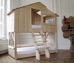 """Résultat de recherche d'images pour """"lit cabane ikea"""""""