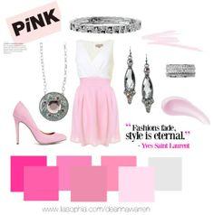 Think Pink Lia Sophia Spring/Summer 2014 www.liasophia.com/deannawarren http://tumblr.lindseybaby.com