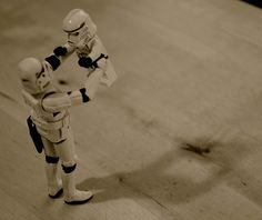 @Kelsey Fabricius - This made me think of you and Steve Storm Trooper.