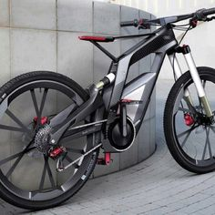 Futuristic Bike