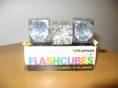 to go with my 110 - you turned it after each use, so only 4 chances to use the flash, then they were burned out.