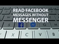 How To Read Facebook Messages Without Installing Messenger