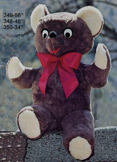 Cuddle Bear | Mary Meyer Vintage