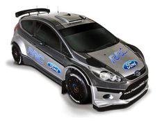 FORD FIESTA KINETIC WRC RRC