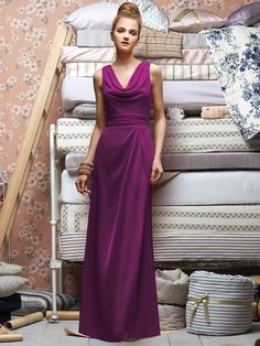 The Dessy Group Lela Rose Bridesmaid Style LX154