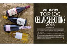 Tintos integram a lista dos 100 melhores vinhos para a sua garrafeira
