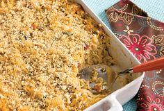 Paula Deen's Chicken Spaghetti - Oooooh, this is so good!!
