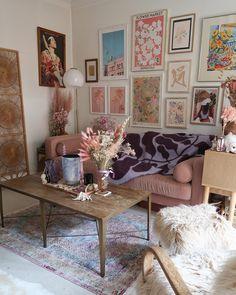 Flower Market, Gallery Wall, Room Decor, Living Room, Interior Design, Instagram, Videos, Photos, House Interiors