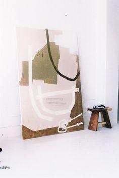 Studio Four — Ashleigh Holmes Art Oil Painting Abstract, Abstract Art, Painting Art, Watercolor Painting, Modern Art Paintings, Oil Paintings, Indian Paintings, Landscape Paintings, Illustrations