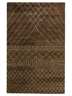 Vintage Hand-Knotted Rug from Update Your Guestroom on Gilt