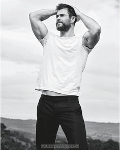 Chris Hemsworth para GQ Australia 'Men of the Year' Issue