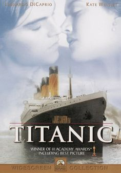 Titanic - Click image to find more Film, Music & Books Pinterest pins
