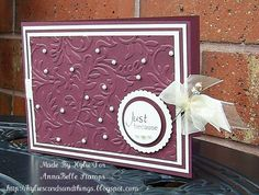 Kylie's Cards and Things: April 2010
