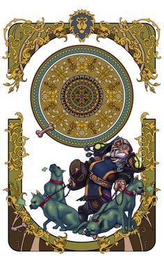 wow fan art page 2-7 by Angju.deviantart.com on @DeviantArt
