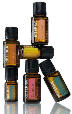 Which oils make a good starter kit? Don't be overwhelmed!