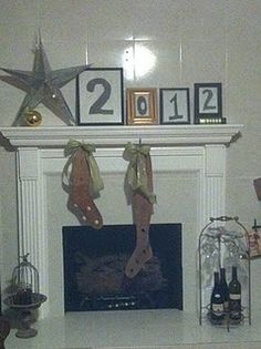 New Years party decorations