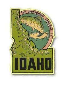 Vintage Idaho