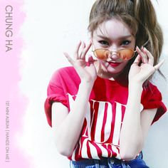 Chungha 'Hands on Me' solo debut