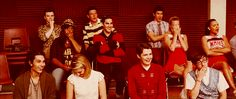 The different reactions you get from watching Glee.