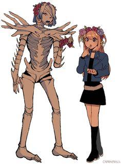 Rem & Misa Death Note