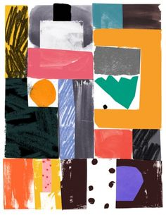 Nicolas Burrows Print 1, Temple Gardens $35