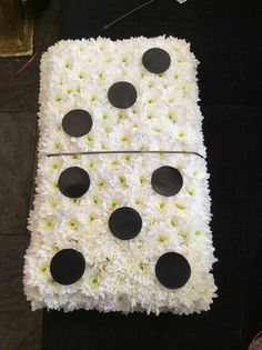 Domino funeral tribute
