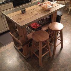 Pallet Furniture Tab