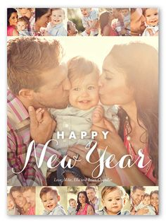 magnificent moments 6x8 stationery card by vanilla print shutterfly holiday day new year card