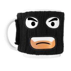 Thief With Ski Mask Mug