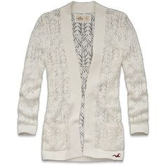 Hollister Co Fletcher Cove Sweater ❤ liked on Polyvore