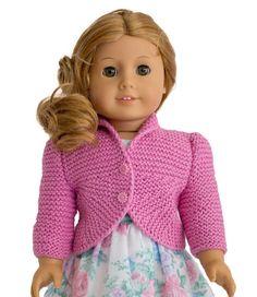 Pop kleren patroon American Girl pop kleren patroon door LelleModa