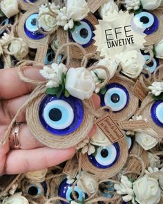 Wedding Favour Pouches, Wedding Favors, Diy Craft Projects, Projects To Try, Diy Crafts, Birthday Woman, 50th Birthday, Evil Eye Art, African Wall Art