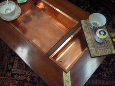 Vintage Habachi coffee table 1309 Del Paso Blvd. Sacramento, CA   www.estatesalebuilding.com
