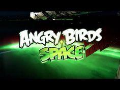 Angry Birds busca conquistar el espacio con ayuda de la NASA