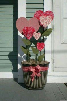 День святого Валентина. Идеи для большого праздника, ручная работа, handmade #декор #идеи