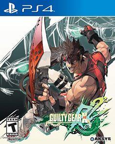 Guilty Gear Xrd Revelator 2 - PS 4
