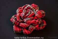 Scotch rose - handmade