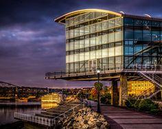 Grand River Center Atrium