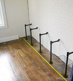 How to Build Industrial Shelves | eBay