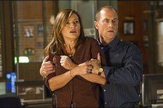 Olivia Benson & Elliot Stabler