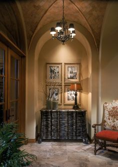 old world entry foyer - Google Search