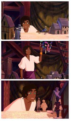 Esmeralda genderbend by esmeraldo Disney Gender Swap, Gender Bent Disney, Disney Gender Bender, Estilo Disney, Arte Disney, Disney Fan Art, Disney And Dreamworks, Disney Pixar, Disney Characters