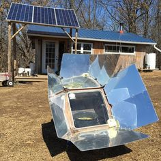 | How to Bake in a Solar Oven | http://homestead-honey.com