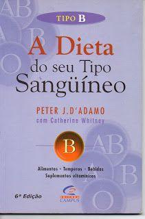 Dieta b rh positivo