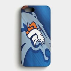 Football Club Logo Denver Broncos iPhone SE Case its a Case, a protective yet stylish shield between your phone and accidental bumps, dr. Iphone Logo, Iphone Se, Rc Cola, Denver Broncos, Football, Club, Logos, Products, Soccer