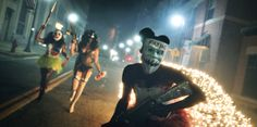 The Purge: Election Year Movie Review: 'Worst One Yet, but Still Entertaining'