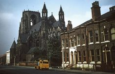 27 Snapshots of Manchester In The 1960s - Flashbak