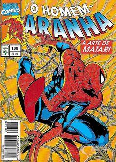 Homem-Aranha 1ª Série - n° 138/Abril | Guia dos Quadrinhos