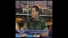 General Mourão Responde a Presidente da Bolívia Sobre  Invasão